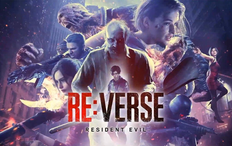 生化25周年纪念作《Re:Verse》公布 可操控经典角色多人对战