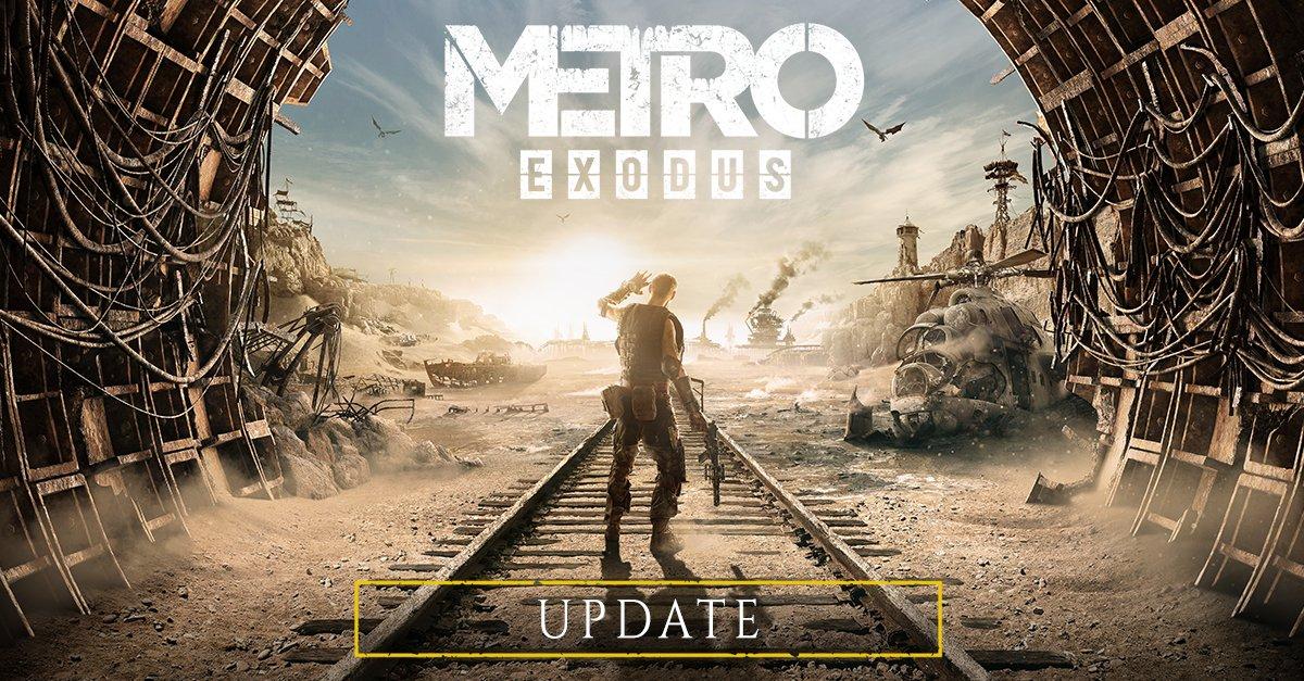 《地铁:离乡》次时代增强版本将于今年推出