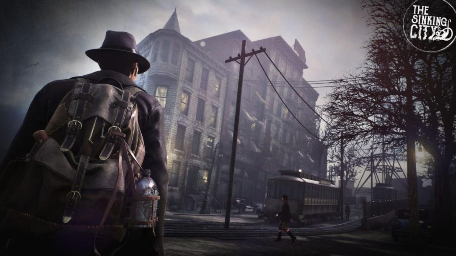 克苏鲁题材角色扮演游戏《沉没之城》现已推出PS5版