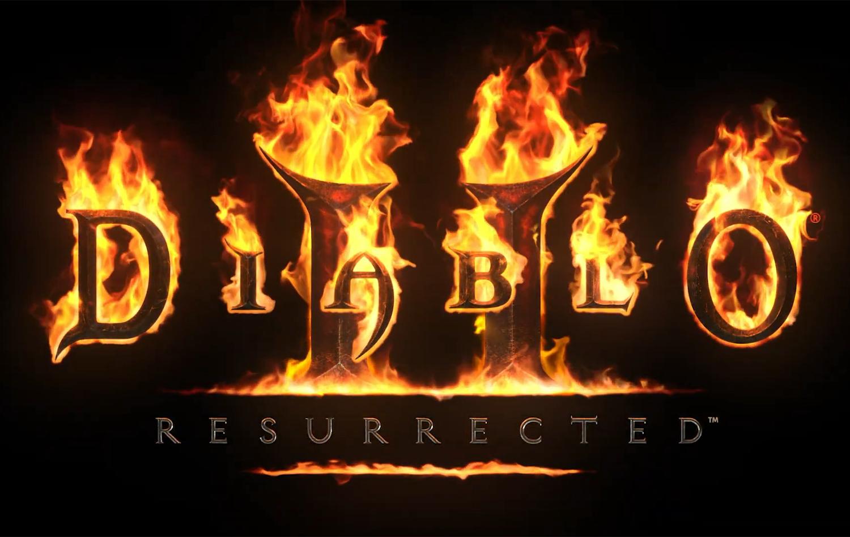 玩家自制《暗黑破坏神2:重制版》与原版对比视频