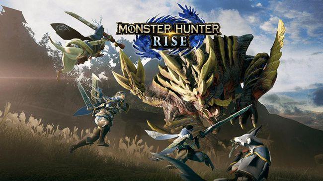 《怪物猎人:崛起》前瞻:真正的狩猎即将开始!