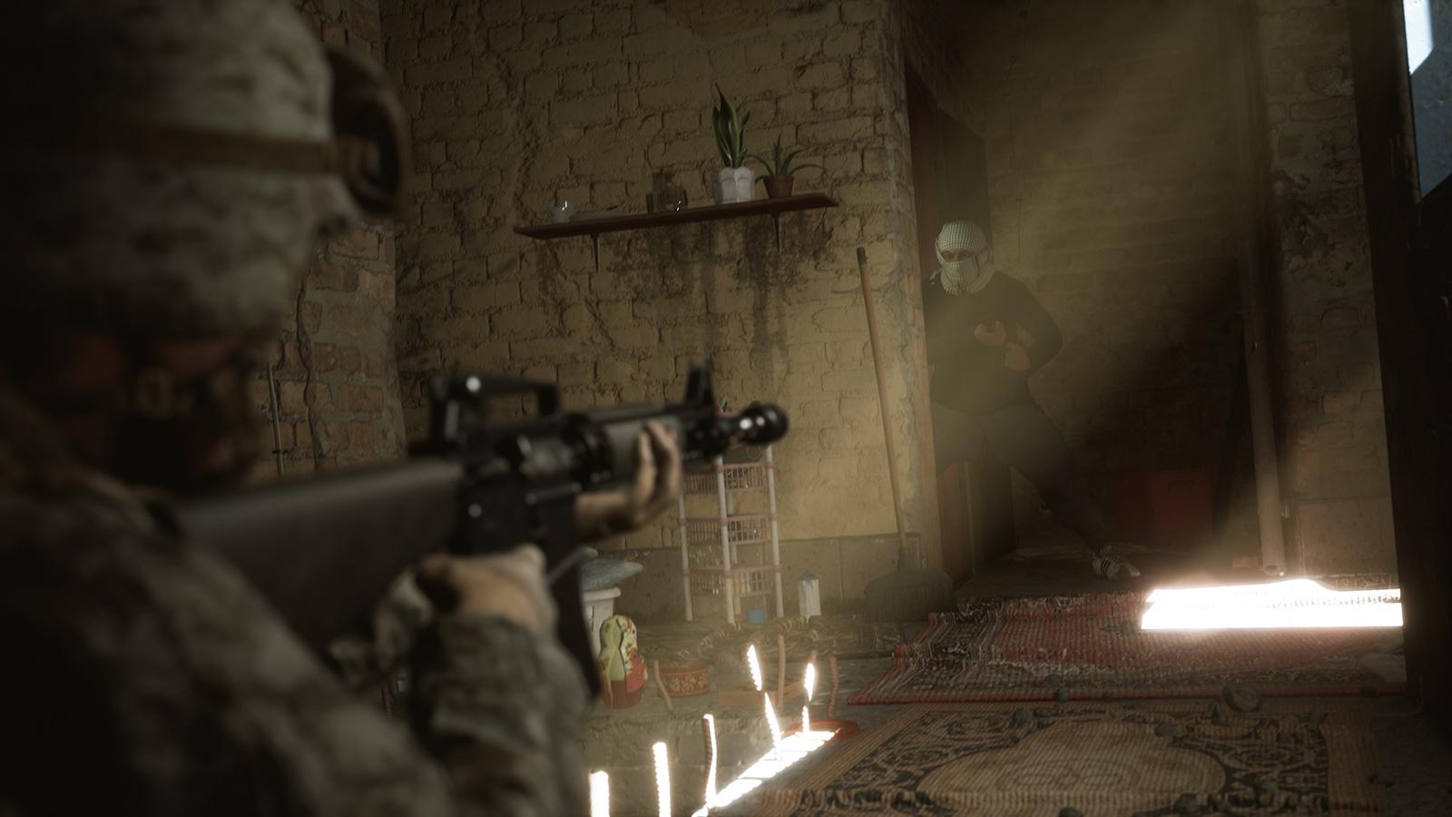 时隔12年重新上架,这个试图还原伊拉克战争的游戏又被抵制了