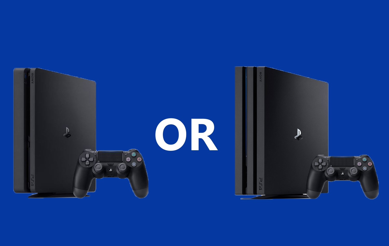 PS4新手篇-主机选购