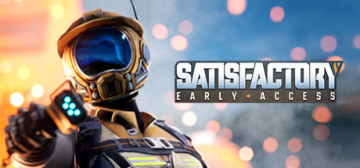 Steam基地建设游戏《幸福工厂》-20%平史低特惠